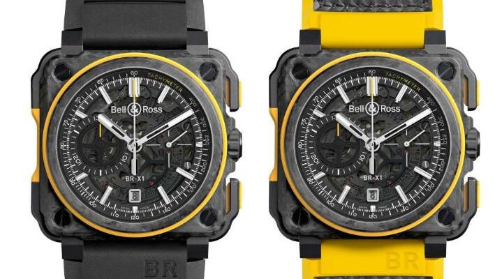 Replica Bell & Ross BR-X1 RS16 cronografo