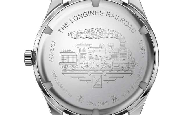 Replica Longines RailRoad di lusso
