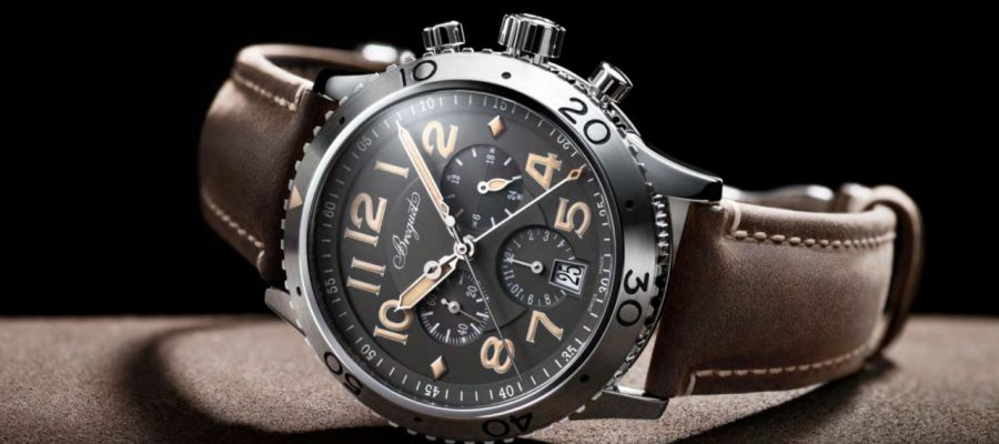 foto Breguet Type XXI 3813 per Only Watch 2015
